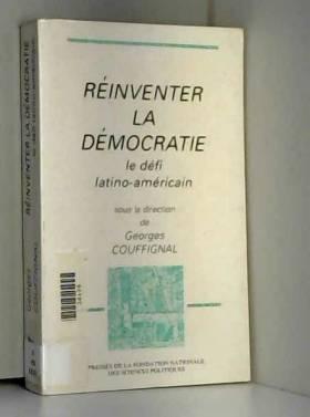 REINVENTER LA DEMOCRATIE....