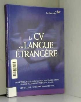 Le CV en langue étrangère