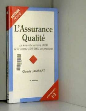L'Assurance Qualité. La...