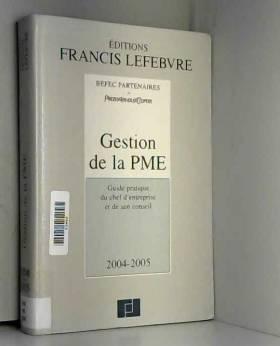Gestion de la PME 2004/2005...