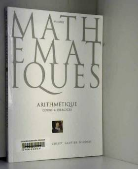 Arithmétique : Cours &...