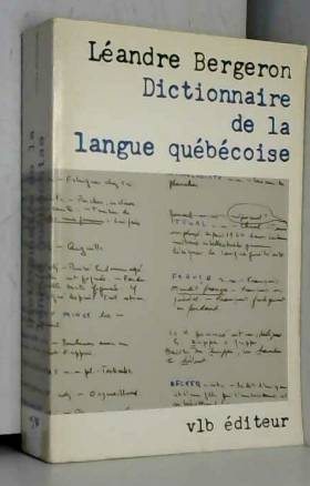 Dictionnaire de la langue...