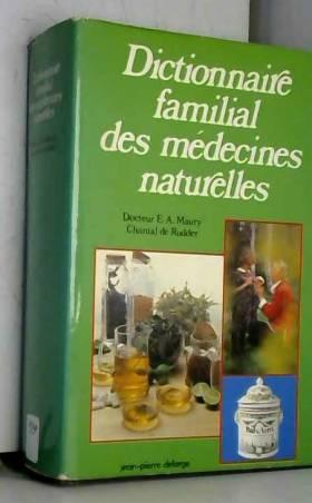 Dictionnaire familial des...