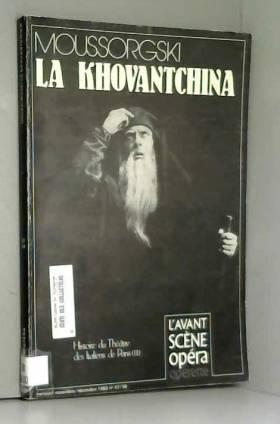 La Khovantchina