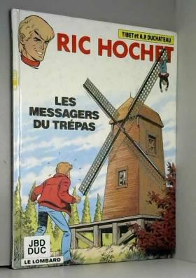 Ric Hochet, n° 43 : Les...