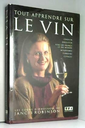 Tout apprendre sur le vin