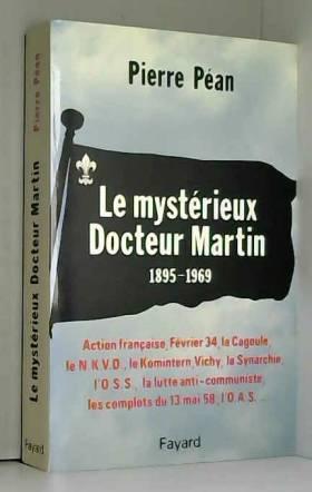 Le Mystérieux Docteur...