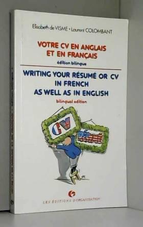 Votre CV en anglais et en...