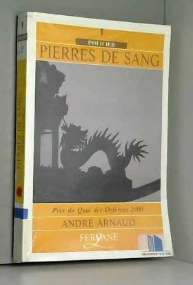 André Arnaud - pierres de sang