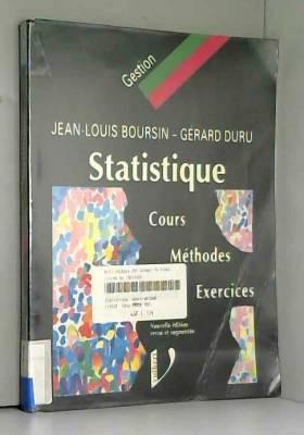 STATISTIQUE. Cours,...