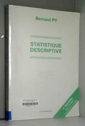 Statistique descriptive :...