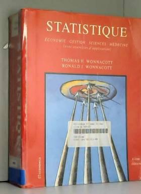 Statistique : Economie -...