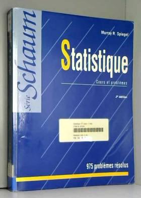 STATISTIQUE. Cours et...