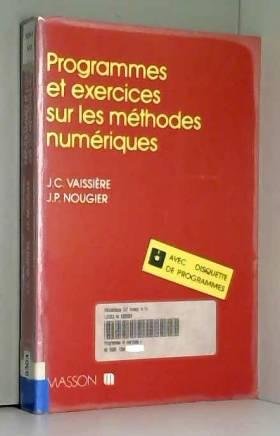 PROGRAMMES ET EXERCICES SUR...