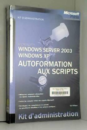 Autoformation aux scripts :...
