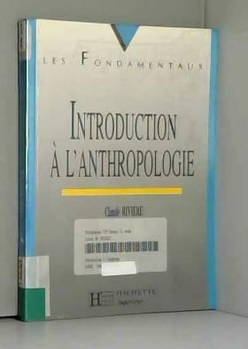 Introduction à l'anthropologie