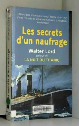 Les secrets d'un naufrage