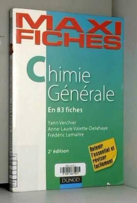 Maxi fiches de Chimie...