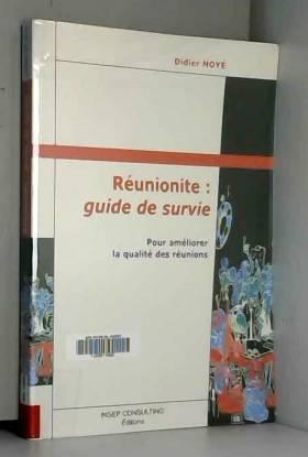 Réunionite : guide de...