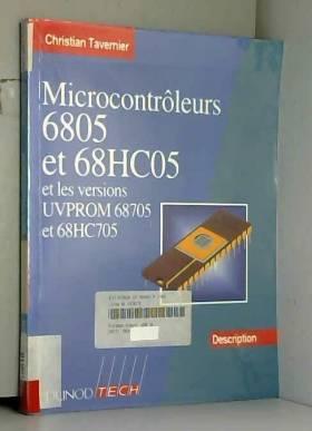 MICROCONTROLEURS 6805 ET...