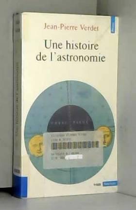 Une Histoire de l'astronomie