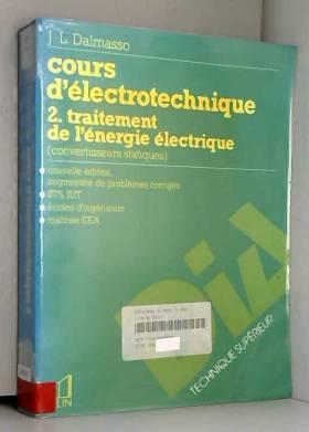 Cours d'électronique, tome...