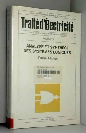 Ecole polytechnique fédérale de Lausanne et... - Traité d'électricité de l'Ecole polytechnique fédérale de Lausanne
