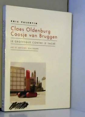 Claes Oldenburg - Coosje...