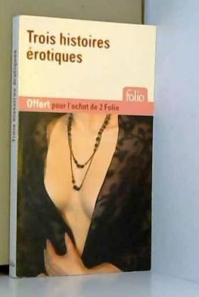 Aa off 3 hist érotiques 01/14