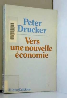 Vers une nouvelle économie
