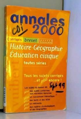 Histoire-Géographie....