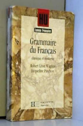 Grammaire du français...