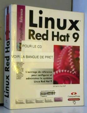 Linux Red Hat 9 (2 CD-Rom...