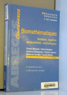 Biomathématiques : Analyse...