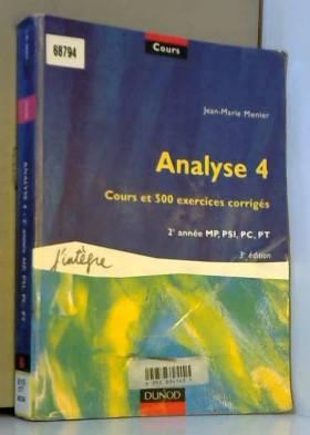 Cours de mathématiques,...