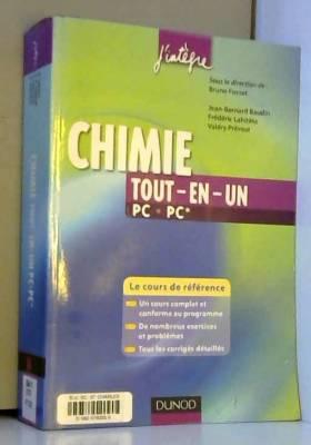 Chimie tout-en-un PC-PC* :...