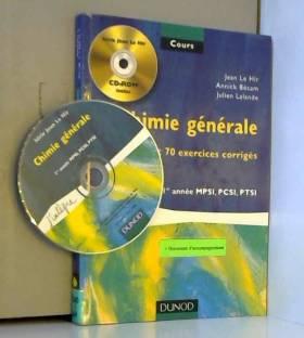 Cours de chimie générale...