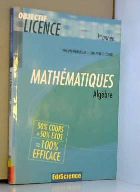 Mathématiques : Algèbre 50%...