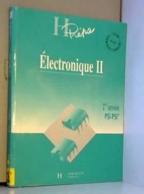 ELECTRONIQUE. Tome 2, 2ème...