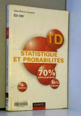 Statistique et probabilités...