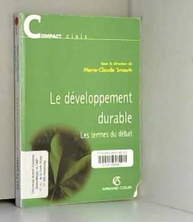 Le développement durable :...