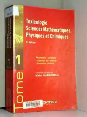 Toxicologie, Sciences...