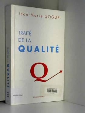 Traité de la qualité