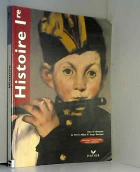 Histoire - première - manuel
