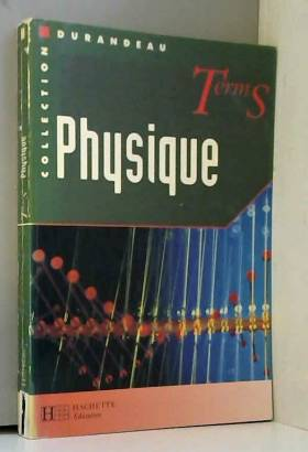 Physique, term S