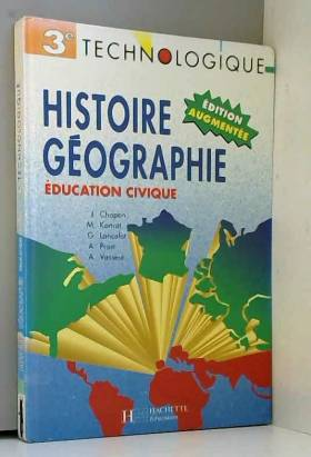 Histoire, géographie,...