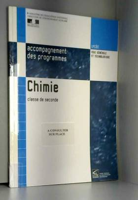 Chimie, 2nde : Document...