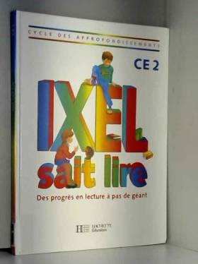 Ixel sait lire CE2 élève
