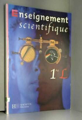 Enseignement scientifique...