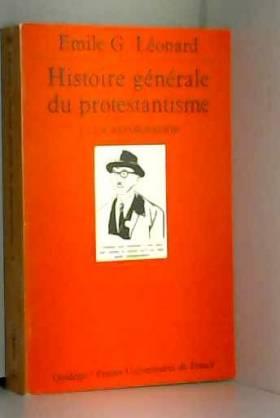 Histoire générale du...
